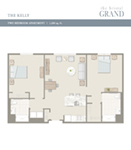 The Bristal Grande Two Bedroom