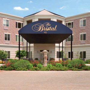 the bristal at armonk exterior hero image