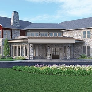 The Bristal at Waldwick Exterior